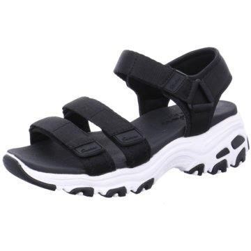 official photos 55564 5bb6a Skechers Sandaletten 2019 für Damen jetzt online kaufen ...