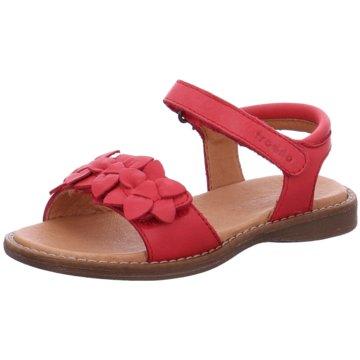 Ivancica Offene Schuhe rot
