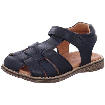 Ivancica Offene Schuhe blau