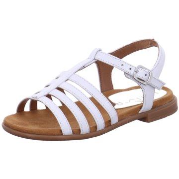 Unisa Offene Schuhe weiß