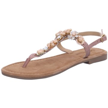 Lazamani Sandalette rot