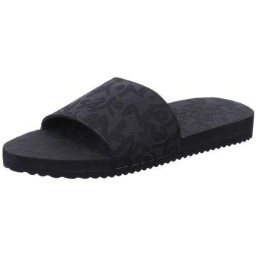 Flip-Flop Pool Slides schwarz