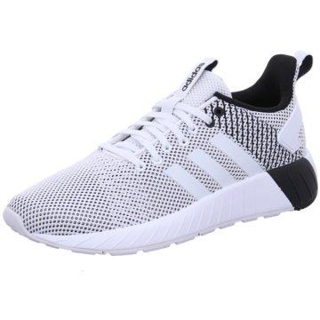 adidas Sneaker LowQuestar BYD weiß