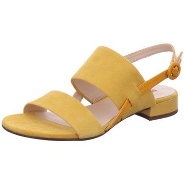 Högl SandaletteSandale gelb