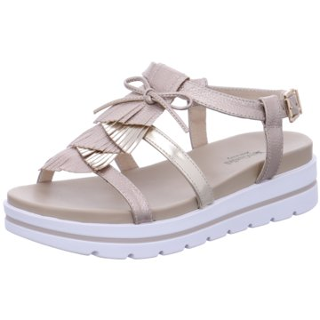Nero Giardini Top Trends Sandaletten gold