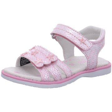 Lurchi Offene SchuheLulu rosa