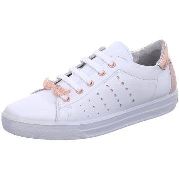 Ricosta Sneaker Low weiß