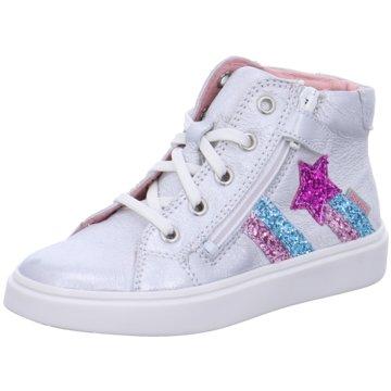 Richter Sneaker High weiß