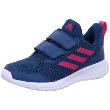 adidas Sneaker LowAltaRun CF K blau
