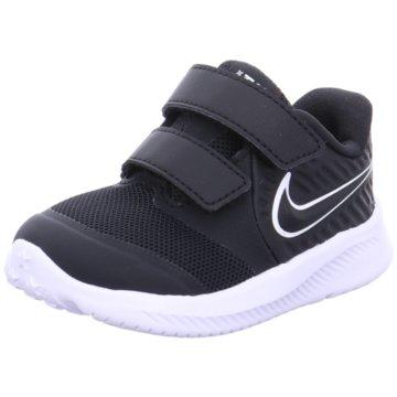 Nike Sneaker LowSTAR RUNNER 2 - AT1803-001 schwarz