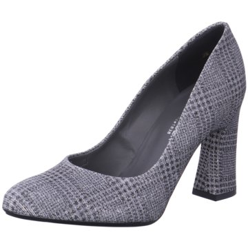 Peter Kaiser Pumps grau