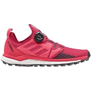 adidas TrailrunningTERREX Agravic Boa Schuh - BC0540 rot