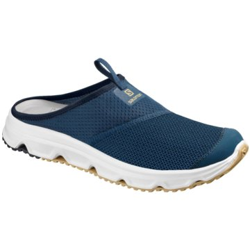 Salomon Clog blau