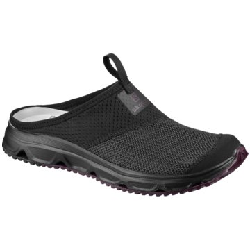 Salomon Komfort PantoletteRX SLIDE 4.0 W - L40673300 schwarz