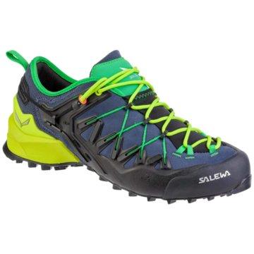 Salewa Outdoor Schuh grün