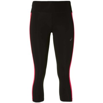 asics TightsCapri Tight Women schwarz