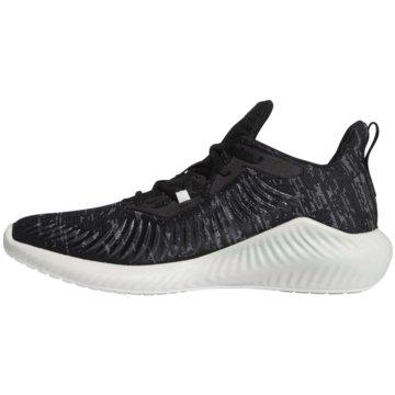 adidas RunningAlphabounce+ Parley schwarz
