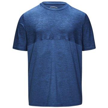 Killtec T-ShirtsALFRED  - 3487200 blau