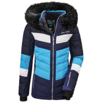 Killtec SkijackenFIAMES GRLS SKI QUILTED JCKT E - 3593400 814 blau