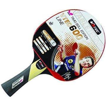"V3Tec TischtennisschlägerNOS VTEC 600 TIMO BOLL ED. TT-SCHLÃ"" - 1022398 schwarz"