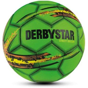 Derby Star Fußbälle grün