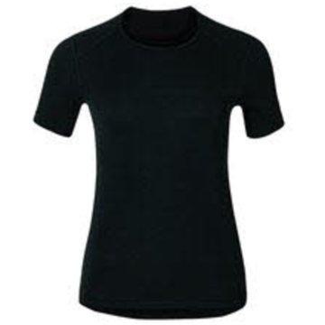 ODLO Untershirts schwarz
