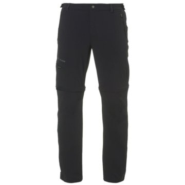 VAUDE OutdoorhosenMEN'S FARLEY STRETCH T-ZIP PANTS II - 4575 schwarz