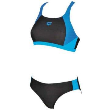 arena Bikini SetsW REN TWO PIECES - 000990 schwarz