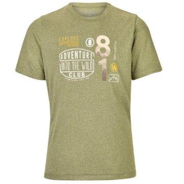 Killtec T-Shirts grün