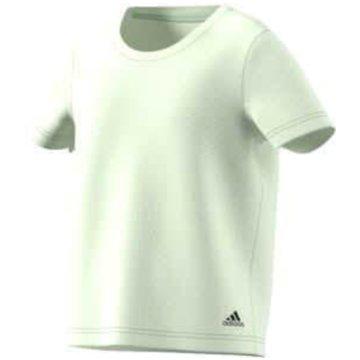 adidas T-Shirts weiß