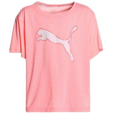 Puma T-Shirts rosa