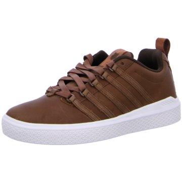 K-Swiss Sneaker Low braun