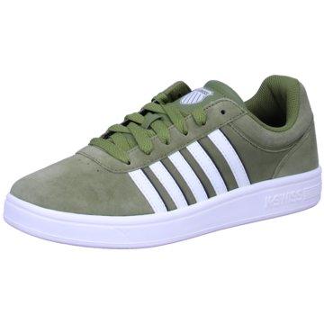 K-Swiss Sneaker Low grün