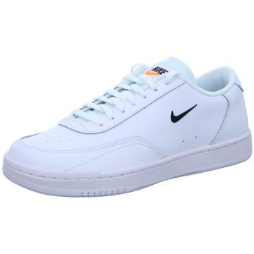 Nike Sneaker LowCOURT VINTAGE - CJ1676-101 weiß