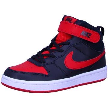 Nike Sneaker HighCOURT BOROUGH MID 2 - CD7783-003 blau