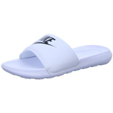 Nike BadelatscheVICTORI ONE - CN9677-100 weiß
