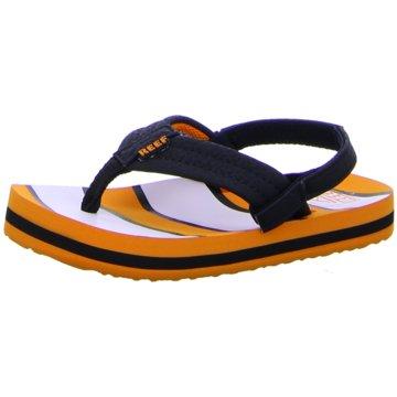 Reef Offene Schuhe orange
