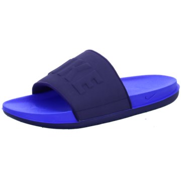 Nike BadelatscheNike Offcourt Men's Slide - BQ4639-400 blau