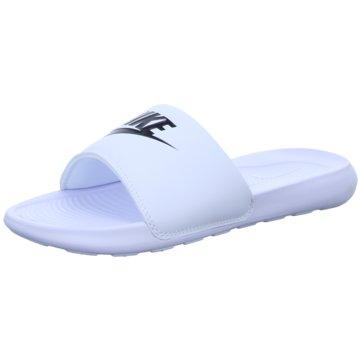 Nike BadelatscheVICTORI ONE - CN9675-100 weiß