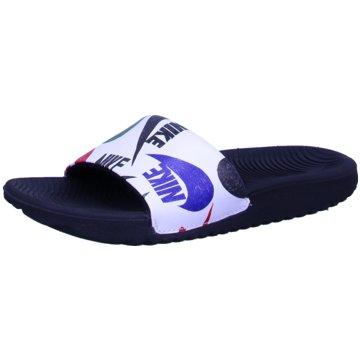 Nike Offene SchuheNike Kawa SE JDI Little/Big Kids' Slide - CT6619-010 schwarz
