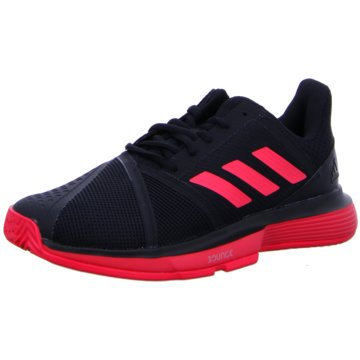 adidas OutdoorCourtJam Bounce Schuh - CG6328 schwarz