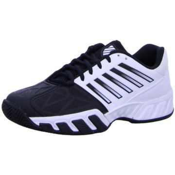 K-Swiss Indoor schwarz