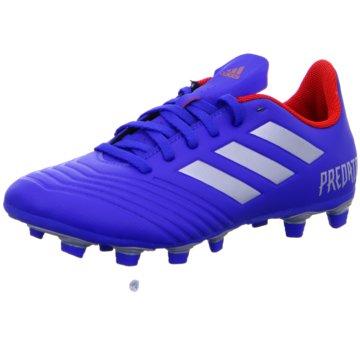 adidas Nocken-SohlePredator 19.4 FxG blau
