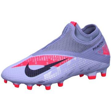 Nike Nocken-SohleNike Phantom Vision 2 Academy Dynamic Fit MG Multi-Ground Soccer Cleat - CD4156-906 lila