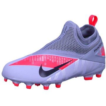 Nike Nocken-SohleNike Jr. Phantom Vision 2 Academy Dynamic Fit MG Little/Big Kids' Multi-Ground Soccer Cleat - CD4059-906 grau