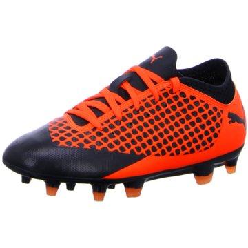 Puma Fußballschuh orange