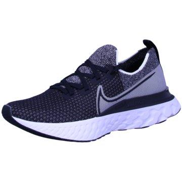 Nike RunningREACT INFINITY RUN FLYKNIT - CD4371-012 schwarz