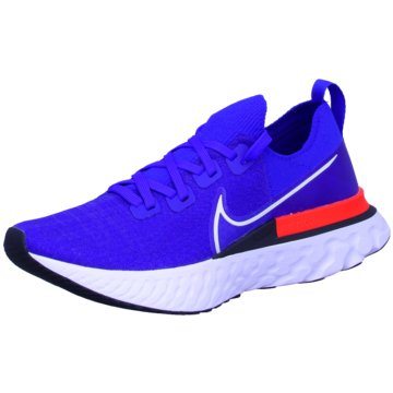 Nike RunningReact Infinity Run Flyknit - CD4371-400 blau
