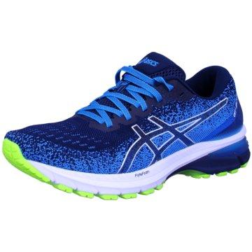 asics RunningGT-2000  9 KNIT - 1011A989-400 blau