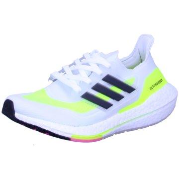 adidas Sneaker LowULTRABOOST 21 W - FY0401 weiß